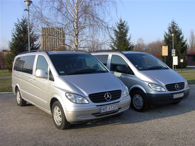Mercedes car transfers and transportation in Poland.Tours to Cracow,Auschwizt,Airports,Hotels.