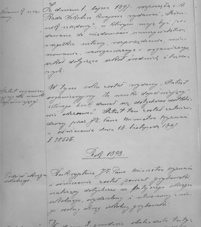 Records of XIX century oil industrialist Mc Garvey in Galicia